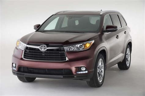 latest toyota cars 2016 2016 toyota highlander new car review autotrader