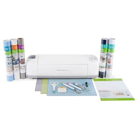 Cricut Explore One Cutting Machine cricut explore one starter bundle