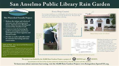 Garden Websites Usa San Anselmo Library Garden 10 000