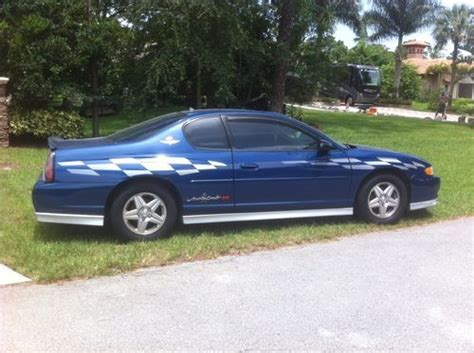 find   chevy monte carlo ss pace car  great