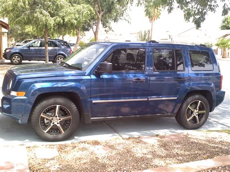 2009 Jeep Patriot Limited 2009 Jeep Patriot Pictures Cargurus