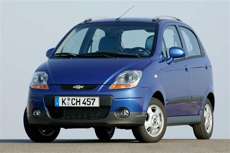 Matiz Auto by Chevrolet Matiz Auto Titre
