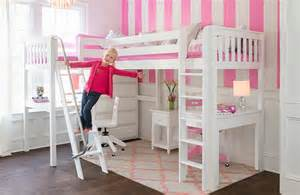 Loft Beds For Girls On Sale by Kids Beds Kids Bedroom Furniture Bunk Beds Amp Storage
