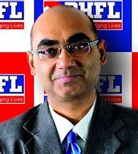 harshil mehta, ceo of mumbai based dhfl