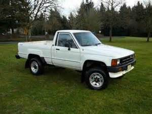 5 995 1986 toyota turbo 4x4 pickup rebuilt engine all