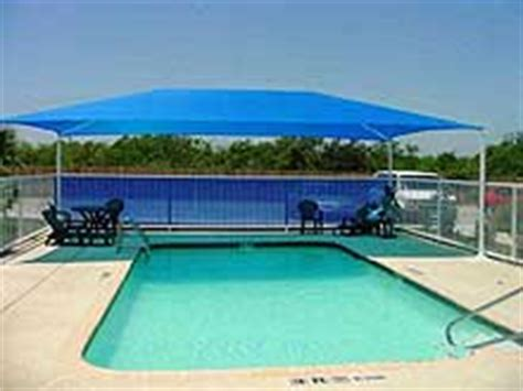 Swimming Pool Awnings by Shading Your Tn Pool Area With Awnings Advanced Pools Inc Tn