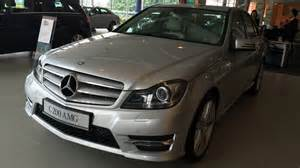 2014 Mercedes 200 Price Mercedes C 200 Amg Grand Edition Revealed Run Out