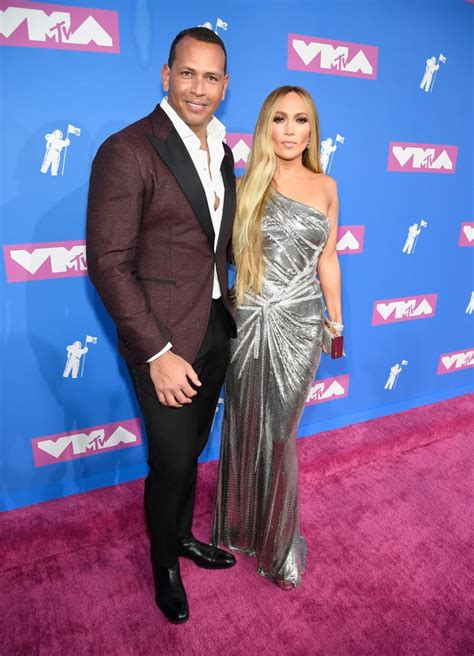 lil pump vma outfit jennifer lopez and alex rodriguez at the vmas 2018