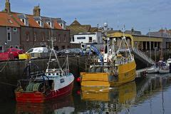 fishing boats for sale eyemouth boats and houses in eyemouth old fishing town in scotland