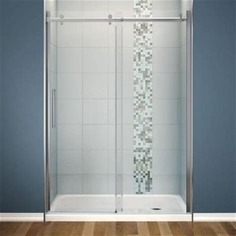 30 Inch Shower Stall Maax Halo 30 In X 60 In X 81 3 4 In Shower Stall In