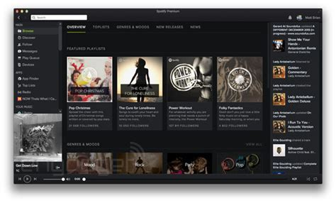 spotify updated   android  desktop features