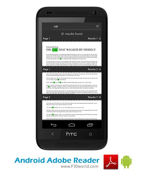 pdf reader android دانلود android adobe reader 15 2 2 مشاهده فایل pdf در