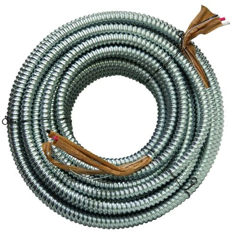 bx electrical wire 6 3 x 125 ft bx ac 90 cableafc cable systems 202262383