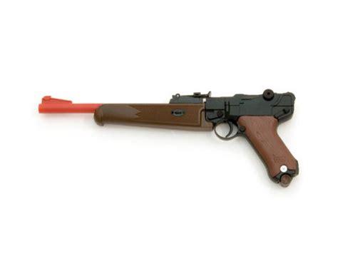 luger pistol airsoft gun luger 2 in 1 fps 200 spring airsoft pistol