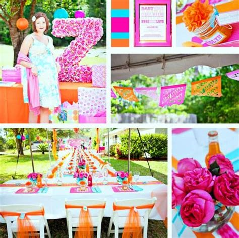 Baby Shower Color Themes by Baby Shower Color Themes Baby Shower Ideas