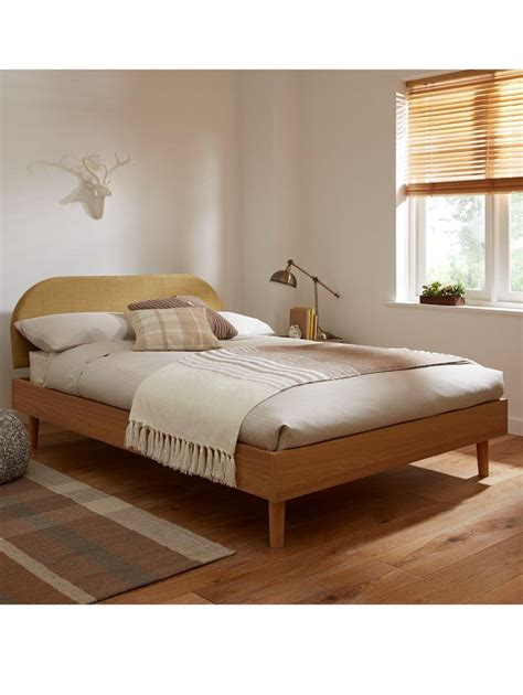 wooden headboards for double beds best 25 wooden double bed frame ideas on pinterest