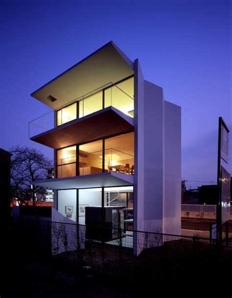 house office design suppose design office house in nagoya 01 sgustok design