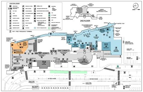 denver airport floor plan http www kelowna ca cm assetfactory aspx did 11263 architecture pinterest maps