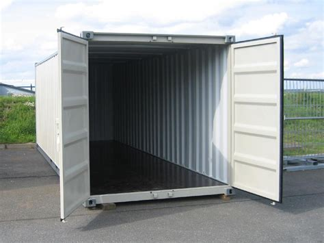 aussenlen kaufen container kaufen lagercontainer 23 typ 700l menzl gmbh