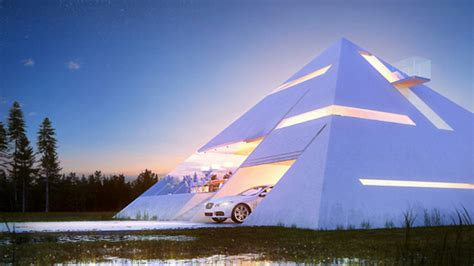 pyramid house designs juan carlos ramos unveils amazing pyramid house worthy of a pharaoh inhabitat