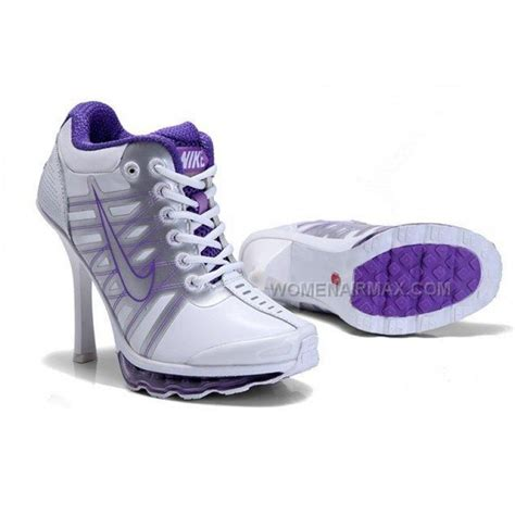 nike air max high heels nike air max 2012 heels shoes white purple discount price