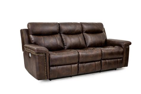 Cheers Furniture Website by Cheers Sofa Leather Power Reclining Sofa With