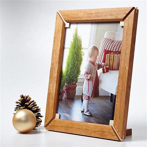 woodworking picture frame plans splined miter frame woodworking plan from wood magazine