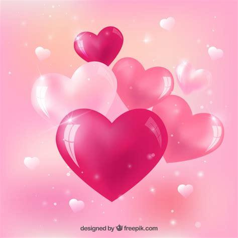 corazones brillantes free corazones brillantes free corazones rosa brillantes descargar vectores gratis