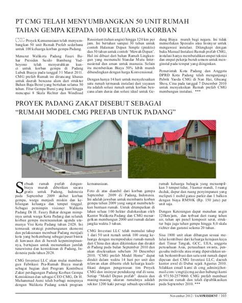 Majalah Intisari November 2012 majalah i am president november 2012