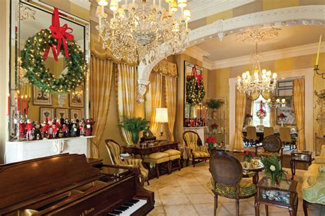 new orleans home decor stores inspired christmas decor from a new orleans home
