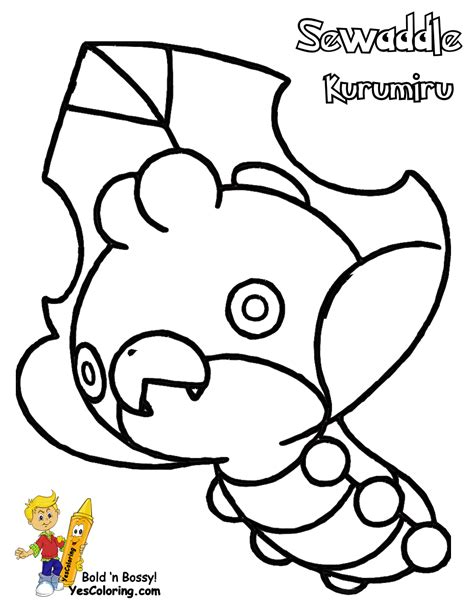 pokemon coloring pages sandile sandile pokemon coloring pages