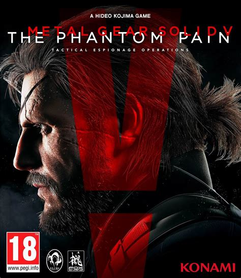 metal gear solid 5 console gc15 metal gear solid 5 the phantom preview
