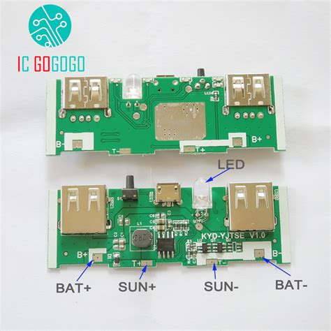 Console Powerbank Battery 18650 Charger T0210 4 compare prices on battery circuits shopping buy