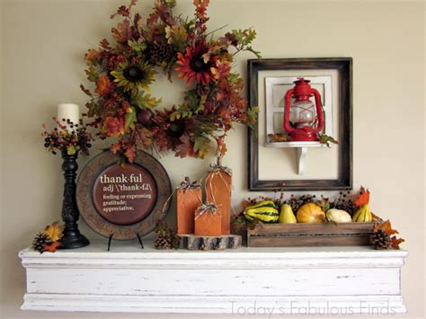 fall mantle decorations decorating fall decorating ideas for your mantel