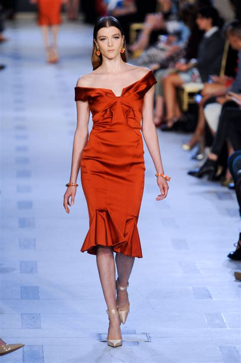 Runway Zac Posen by Zac Posen At New York Fashion Week 2013 Livingly