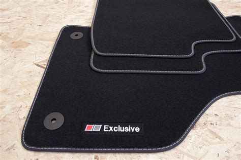 Passat Mats by Exclusive Line Floor Mats For Vw Passat B8 2014 Lhd Only