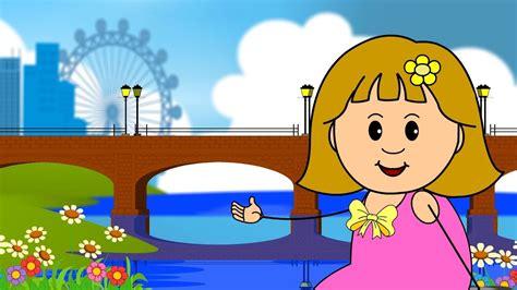 Kid Nursery Rhymes by London Bridge Is Falling Down Nursery Rhymes Youtube