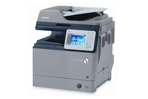 Printer Canon Ir canon imagerunner advance 400if printer copierguide