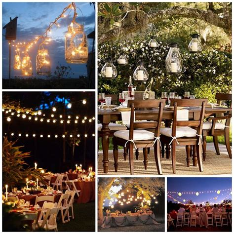 country wedding ideas lights wedding receptions wedding and wedding ideas