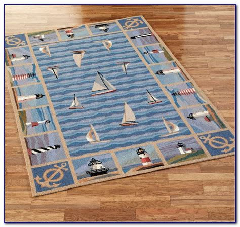 nautical area rugs   page home design ideas