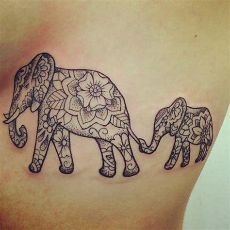 mandala tattoo strength elephant tattoos are on the rise among tattoo lovers of