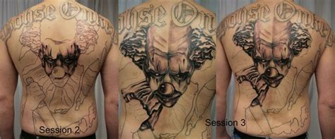 onkelz backpiece progress by 2face tattoo on deviantart