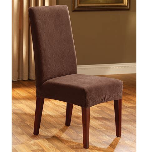 Sure Fit Stretch Pique Shorty Dining Room Chair Slipcover Sure Fit Stretch Pique Shorty Dining Room Chair Slipcover Antique Family Services Uk
