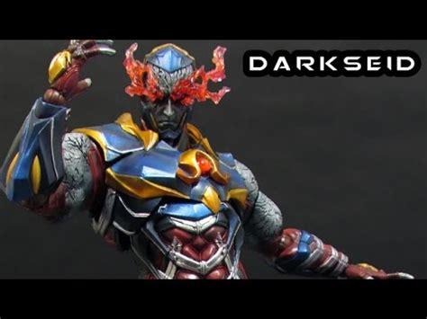 Play Arts Darkseid Dc Variant Kw play arts dc variant darkseid figure review