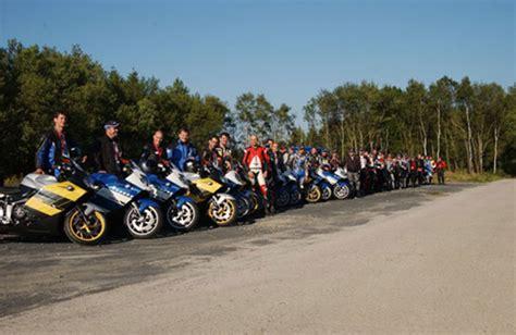 Bmw Motorrad Barrie by Bmw K1200s Launch