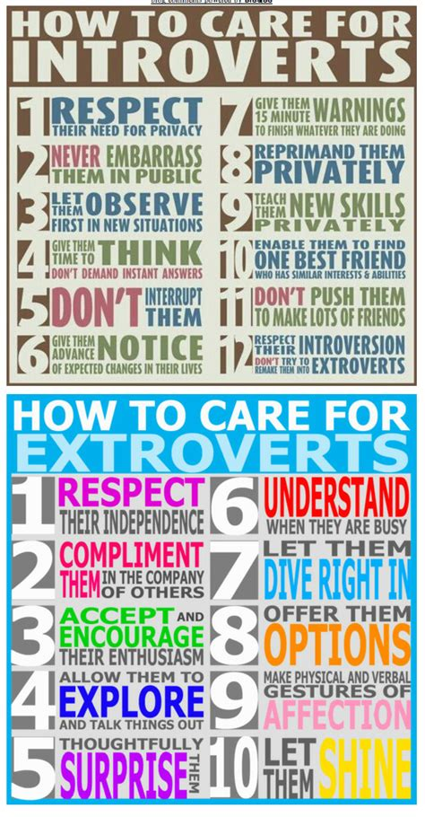 images for how to care for extroverts poster image search results