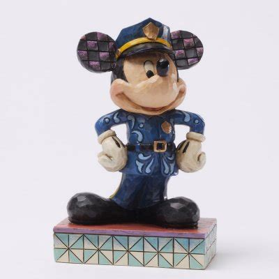 Officer Friendly by Officer Friendly Mickey Mouse Policeman From Our Jim