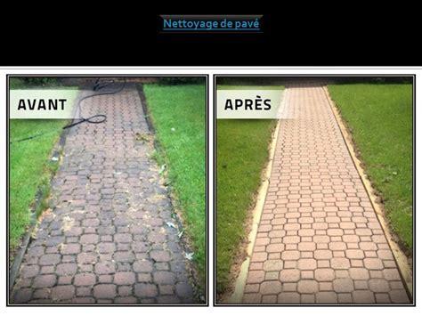 Comment Renover Des Paves Autobloquants by Nettoyage De Pav 233 Un Homme 224 Tout Faire