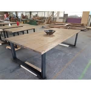 table de salle a industriel id 233 es de d 233 coration