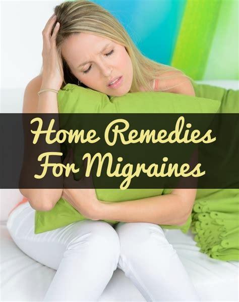9 best home remedies for migraines treatment symptoms